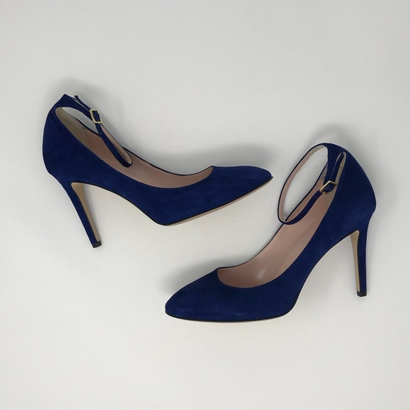 69d9946c1c13 kate spade Shoes - NEW Kate Spade Dakota Pump in Blue Suede Size 8